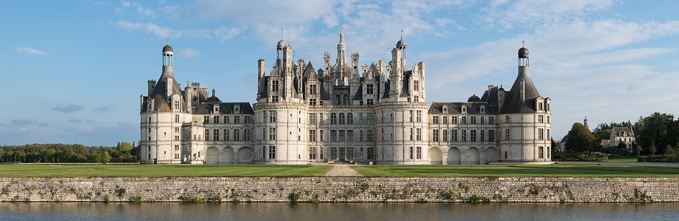 Chambord chateau Loire Valley