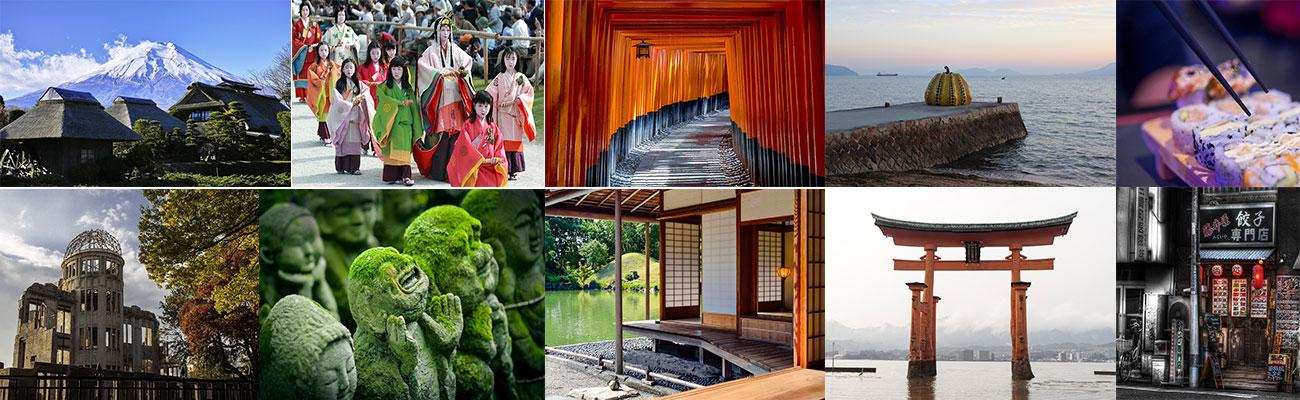 Travel Sketching tour Japan 2020